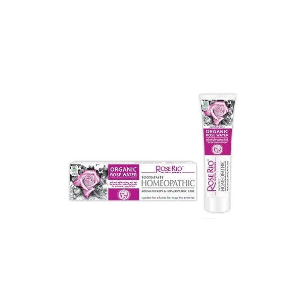 Toothpaste Rose Rio Homeopathic, 65ml