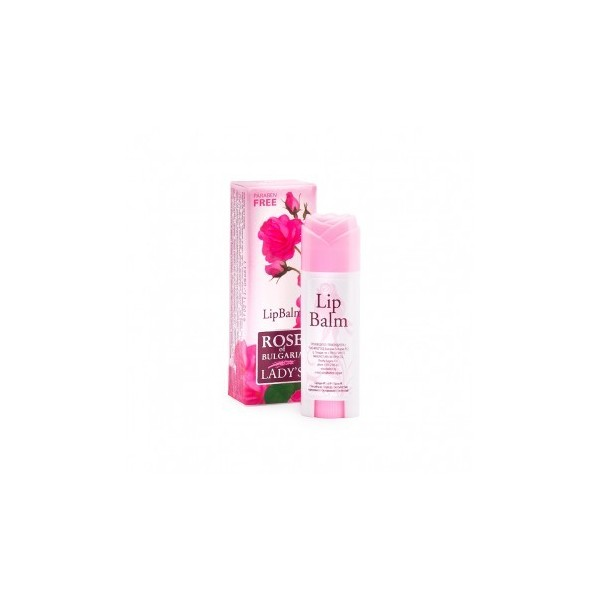 Lipgloss - ROSE OF BULGARIA 5ml