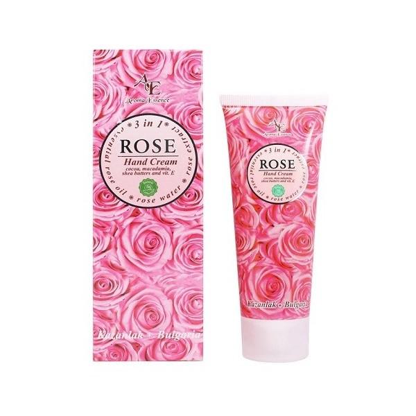 """Hands cream """"ROSE"""" 3 in 1, 75ml (COD C1323)"""